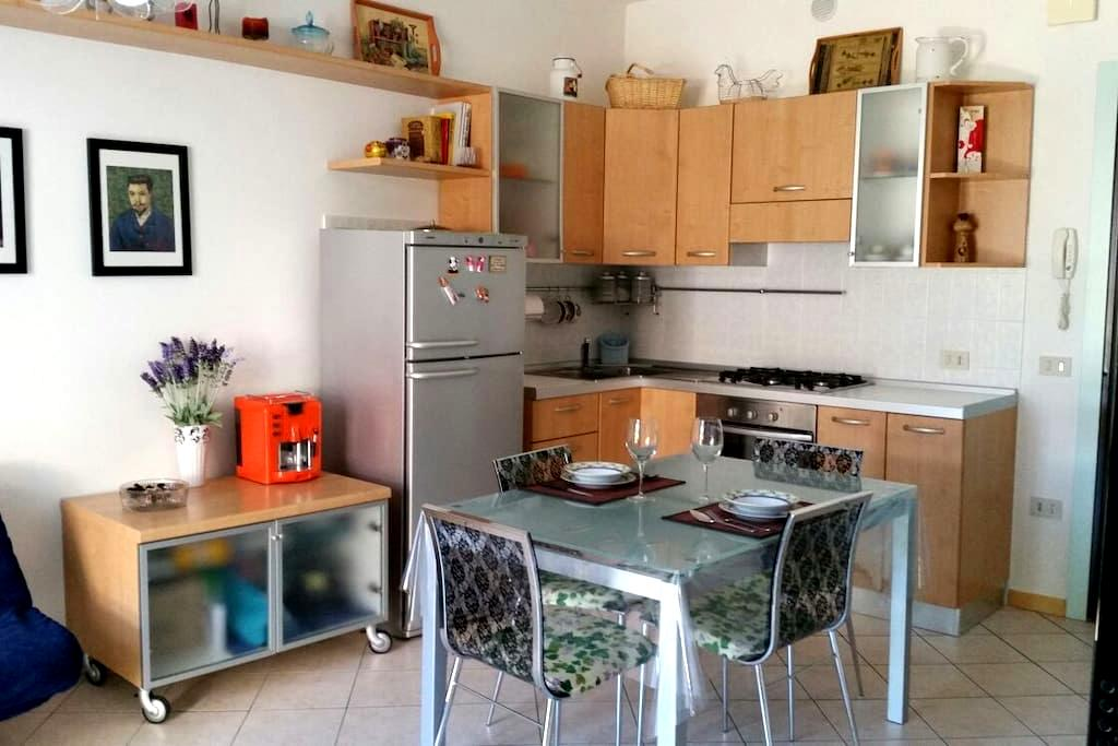 Pretty Pincio - free garage - climatized - Fano - Appartement
