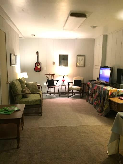 Great 1 bedroom Coolfont apartment - Berkeley Springs - House