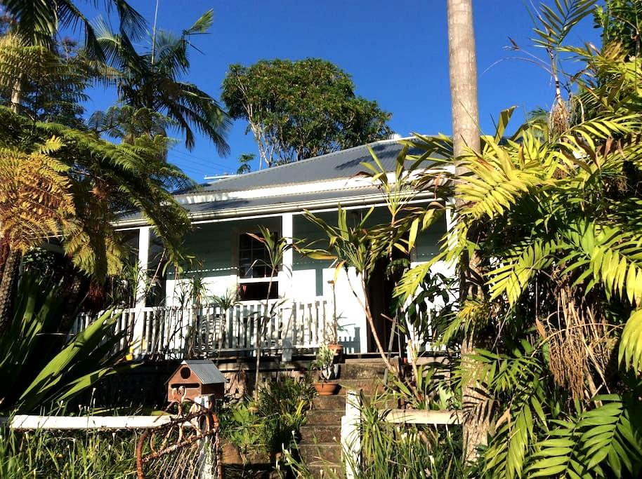 Beautiful  Weatherboard Cottage - Bellingen - Huis