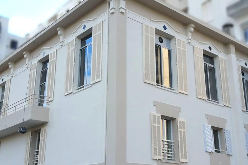 A 50 sqm suite in a Private Mansion near Croisette - Cannes