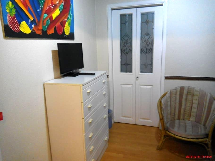 En-suite Double room - Grays