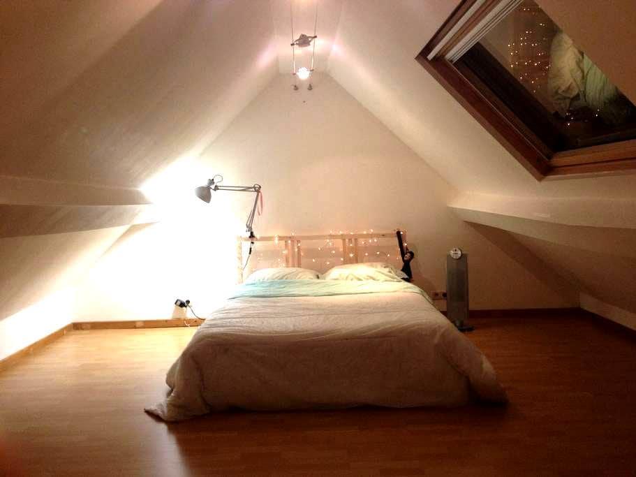 Cosy flat in Flagey - Ixelles