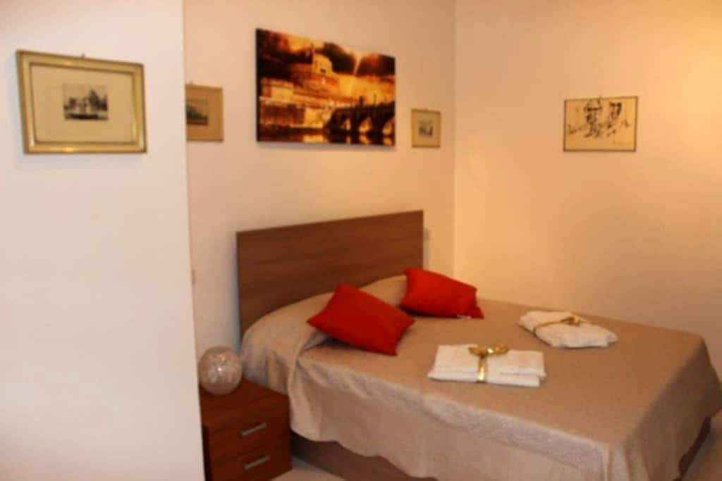 CI.MA. :a little place in the great eternal rome - Roma - Apartamento