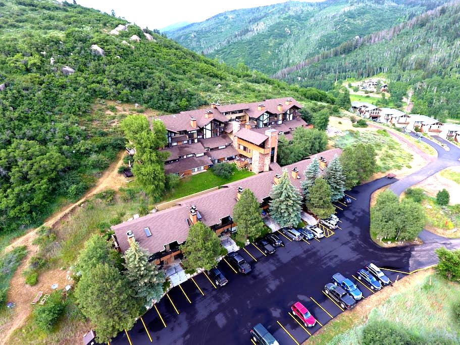 Cozy Steamboat getaway with incredible views! - Steamboat Springs - Appartement en résidence