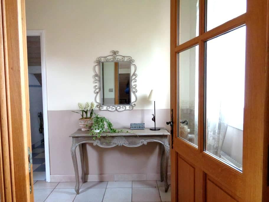 Appartement dans village viticole - Pernand-Vergelesses - Apartament