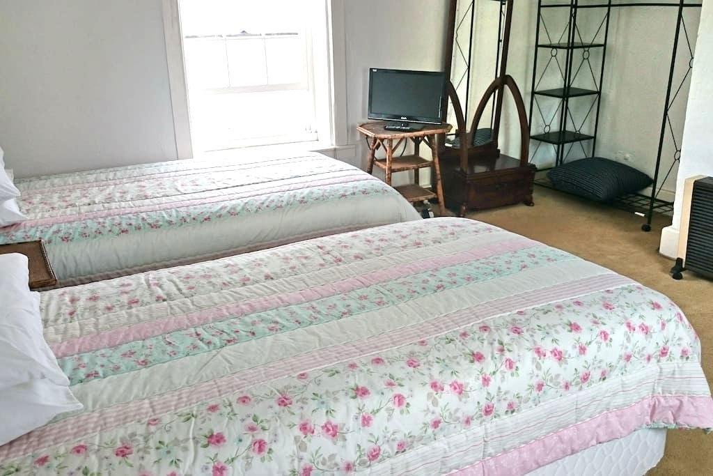 Prospect Villa twin room 3 - Busselton - Guesthouse