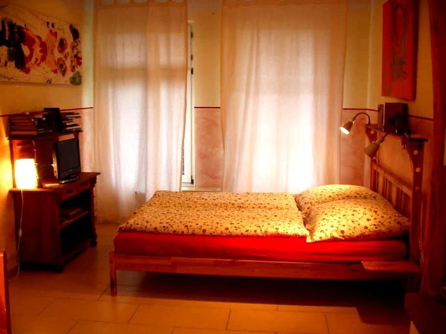 Ferienwohnung Schmetterling - Saal - Appartement