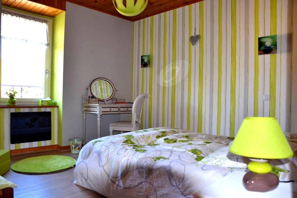 la chambre douce  - Lempdes - Dom