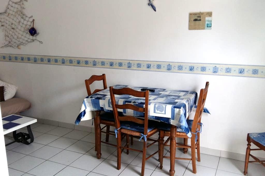 MAISON calme 800M MER pro.commerces - Saint-Michel-Chef-Chef - Huis