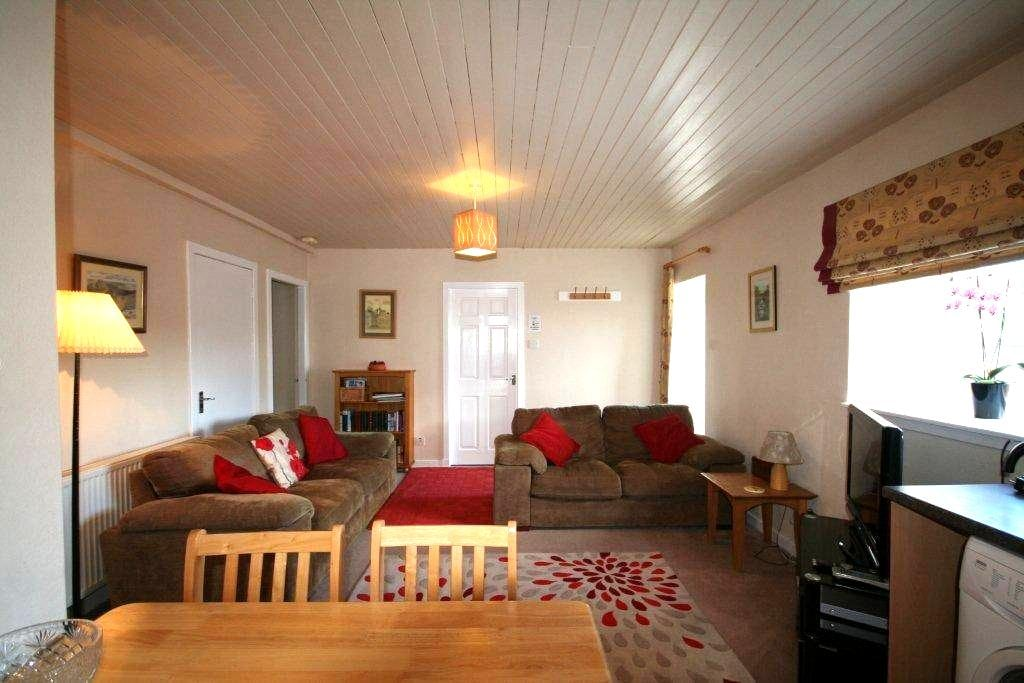 Old Byre 2 bedroom Apartment - Lamlash - 公寓