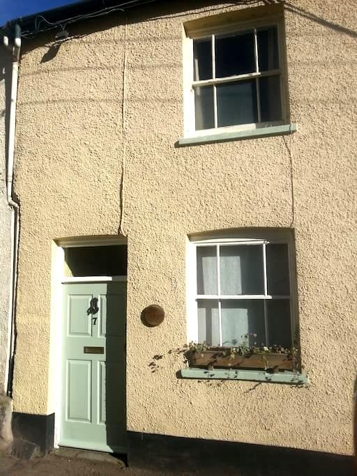 Delightful Terraced Cottage - Dulverton - 一軒家