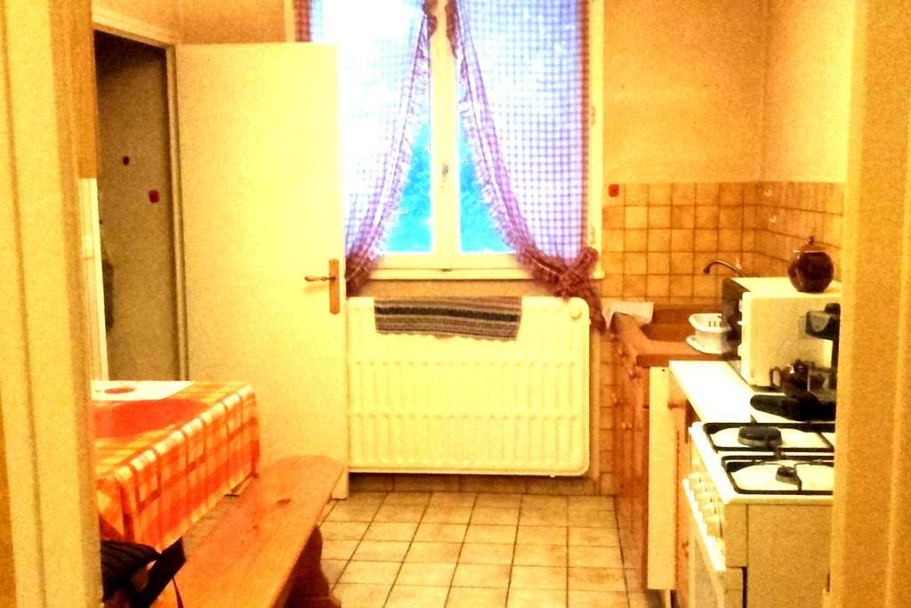 logement tranquille - Bourgoin Jalieu