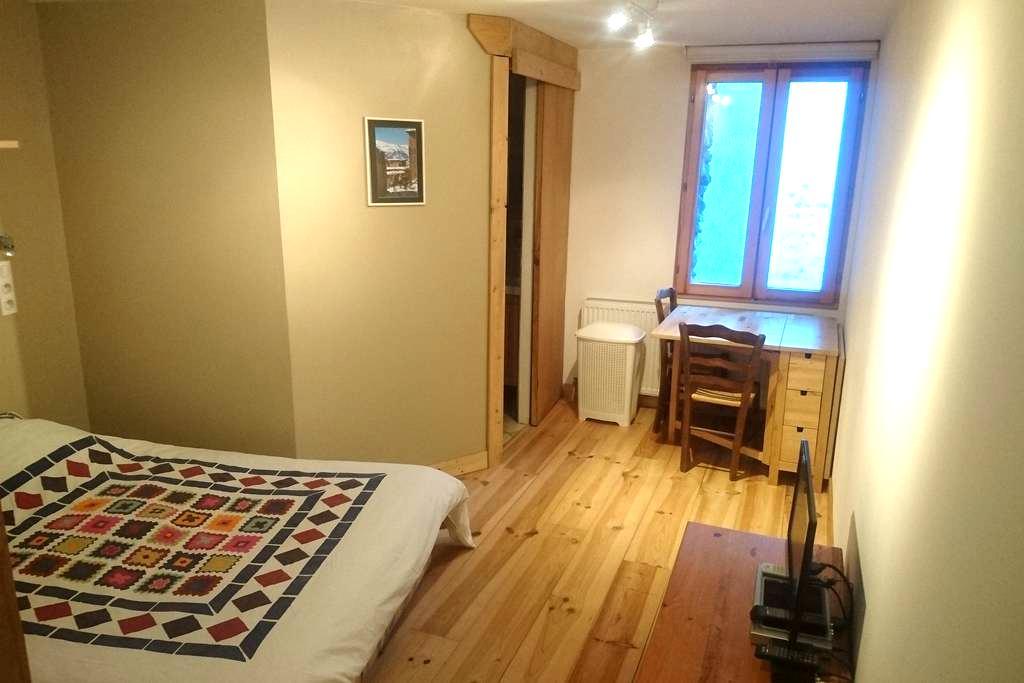 Charmant 2 pièces 38 m² dans le village - Thorame-Haute - Apartment