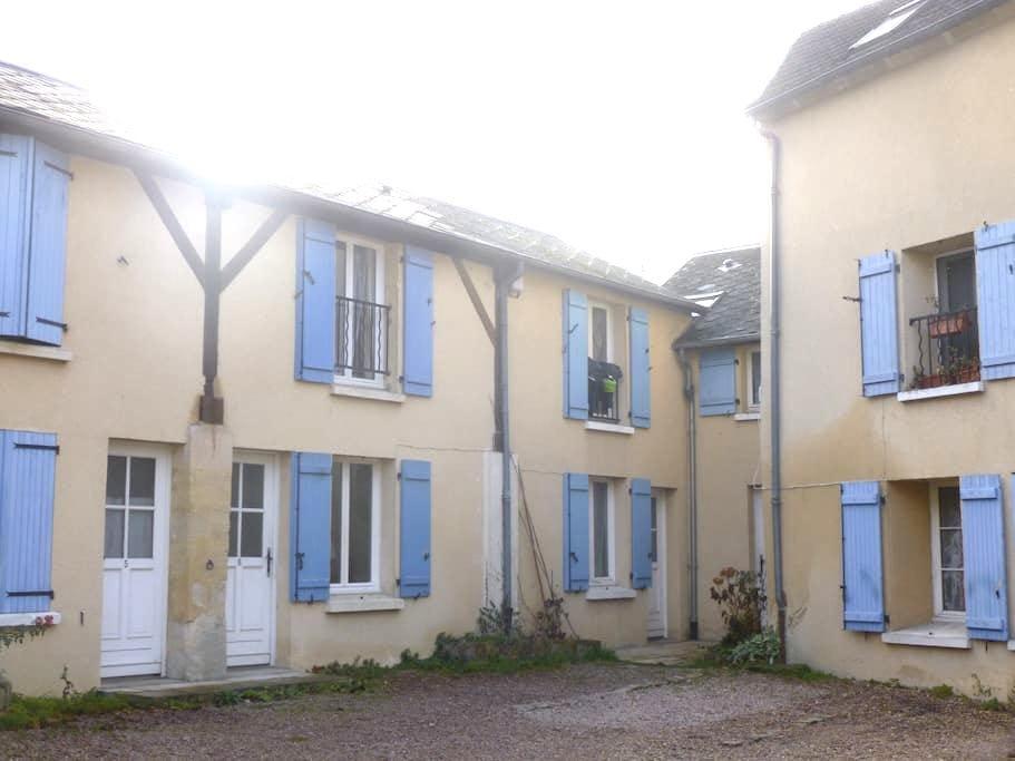 Appartement au coeur du Vexin, 50km Paris, calme - Magny-en-Vexin - Lägenhet