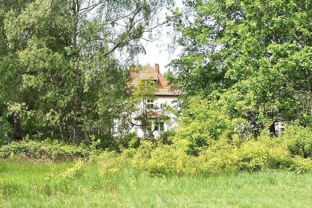 Landhausvilla mit Bullerbü-Flair nähe Berlin - Marienwerder