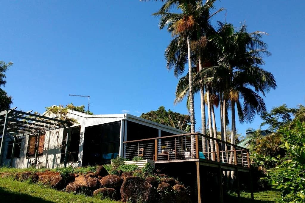 Studio with a View, Federal, Byron Bay Hinterland - Federal - บ้าน