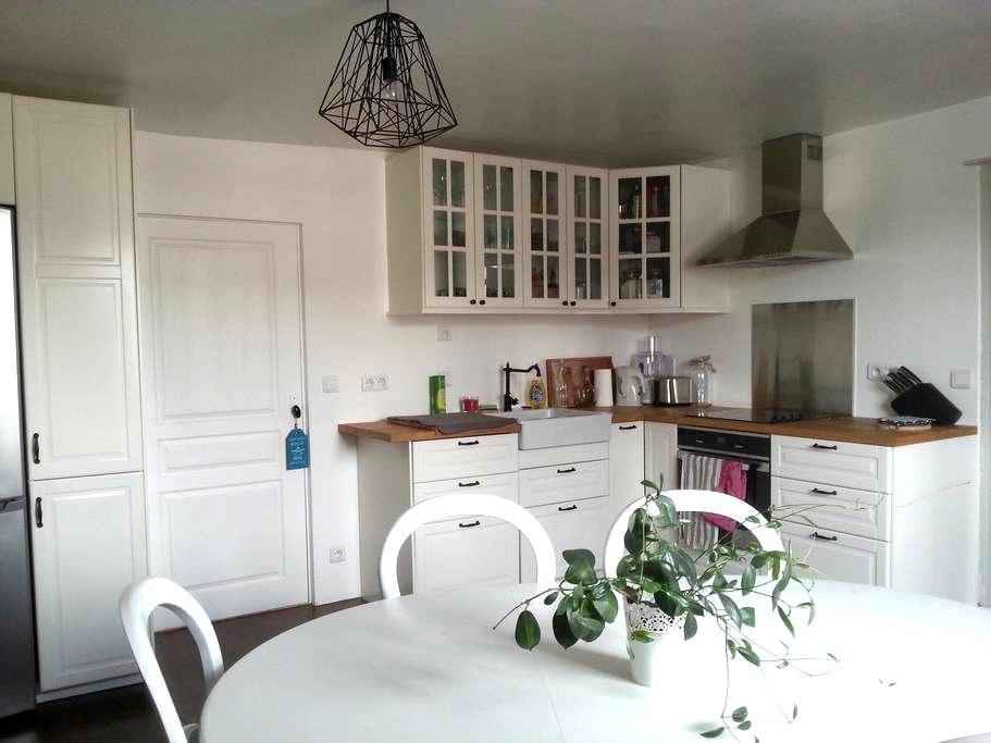 Chambre au calme et proche de la plage - Plonéour-Lanvern - Guesthouse