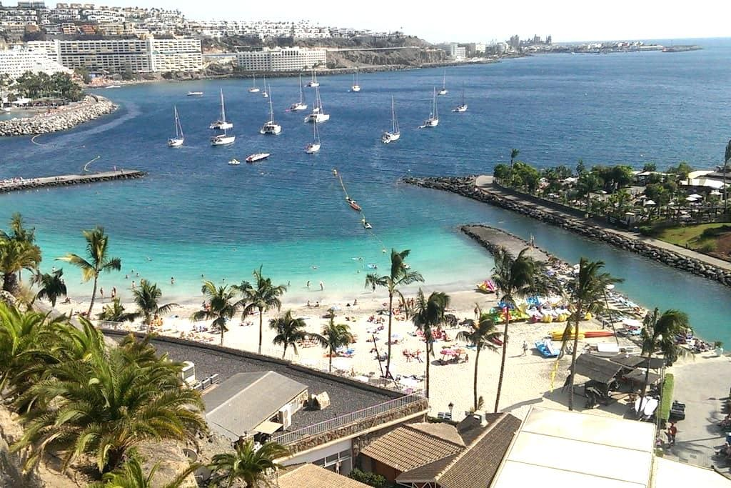 New apartment with amazing views in exclusive area - Mogán