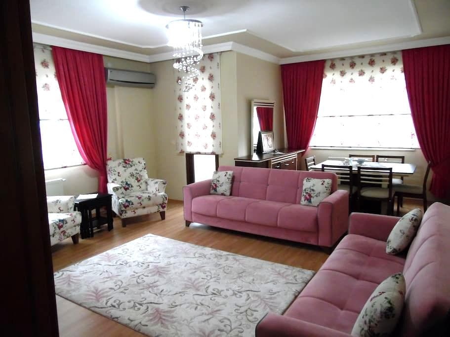 Comfortable Apartment 1 - Trabzon Merkez - Apartmen