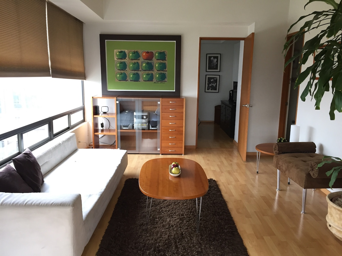 Nice  furnished apartment