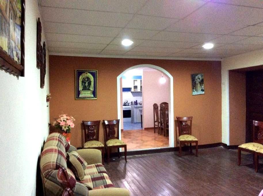 La casa de Cristhian - Cajamarca - Huis