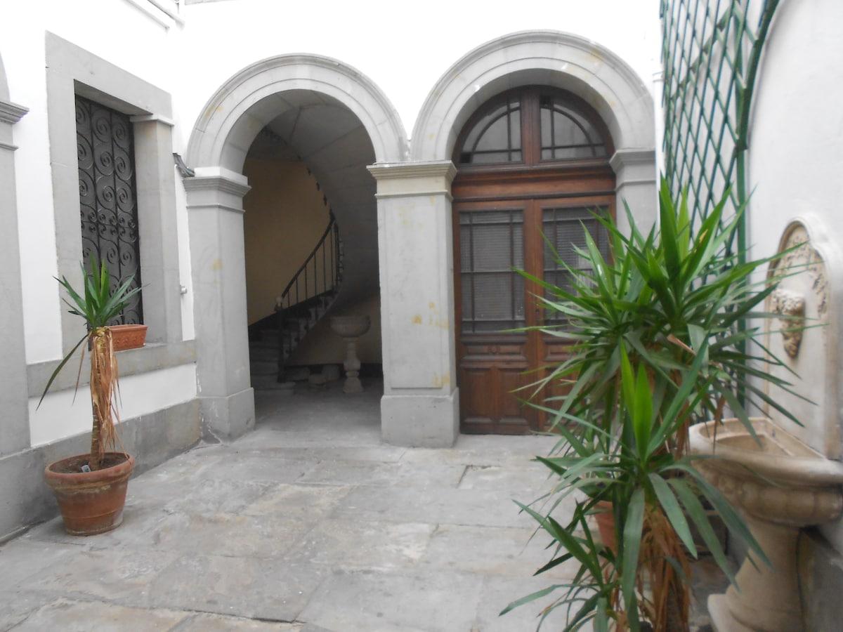 Appartement 80m² centre Carcassonne