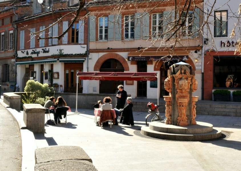 T2 hypercentre de Toulouse