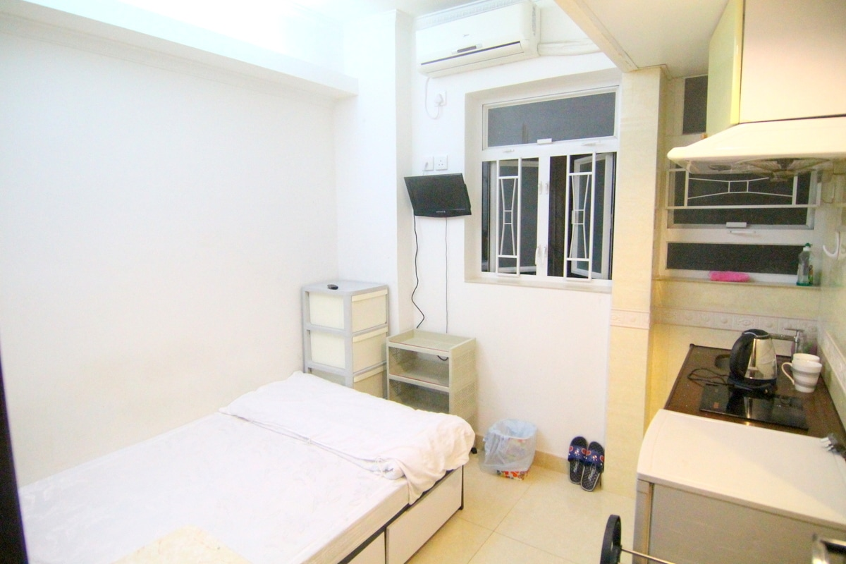 Ensuite rm with kitchen near MTR 5A