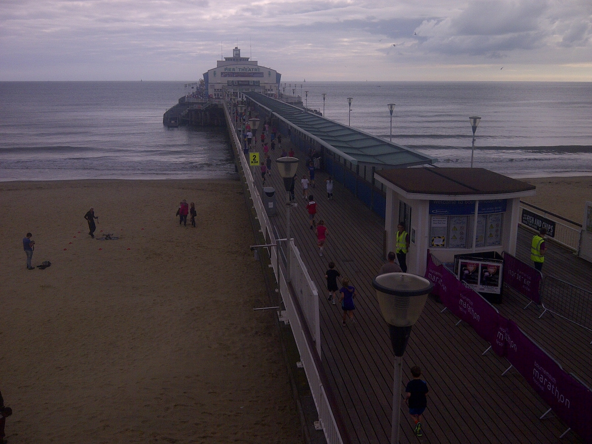 Large double room close to sea