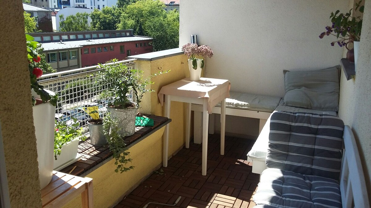 1 room apartment at Viktoriapark