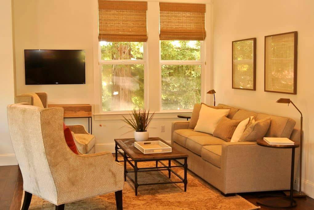 Newly Restored Apartment in Downtown Sonoma - Sonoma - Apartament