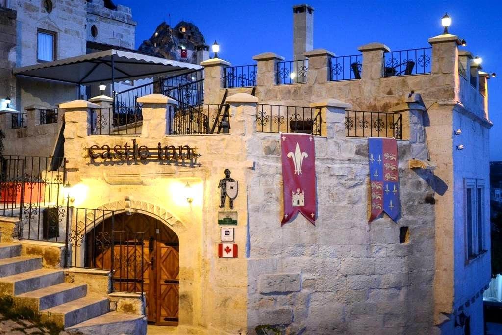 A Castle Accomodation in Cappadocia - Nevşehir