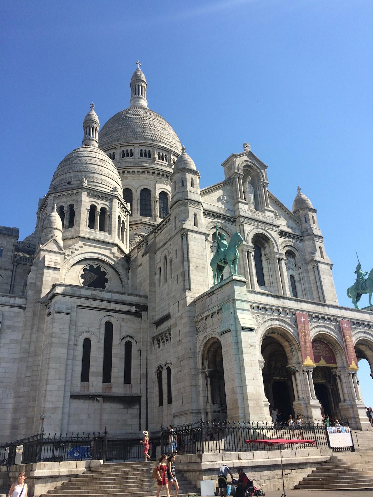 Charming flat - Heart of Montmartre