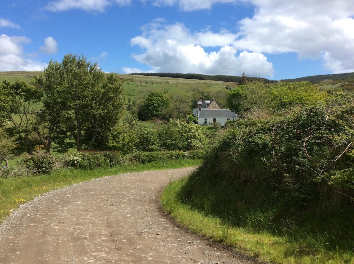 Scottish Island Home - double room