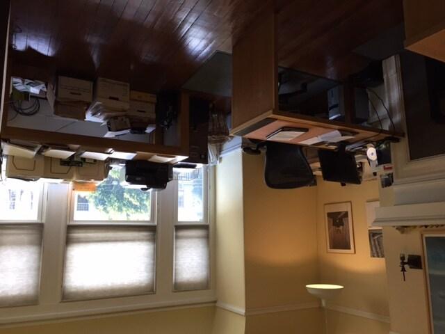 Hayes Valley Bedroom & workspace