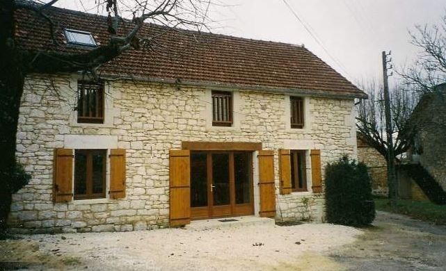 Maison en Pierre Sarladaise Typique