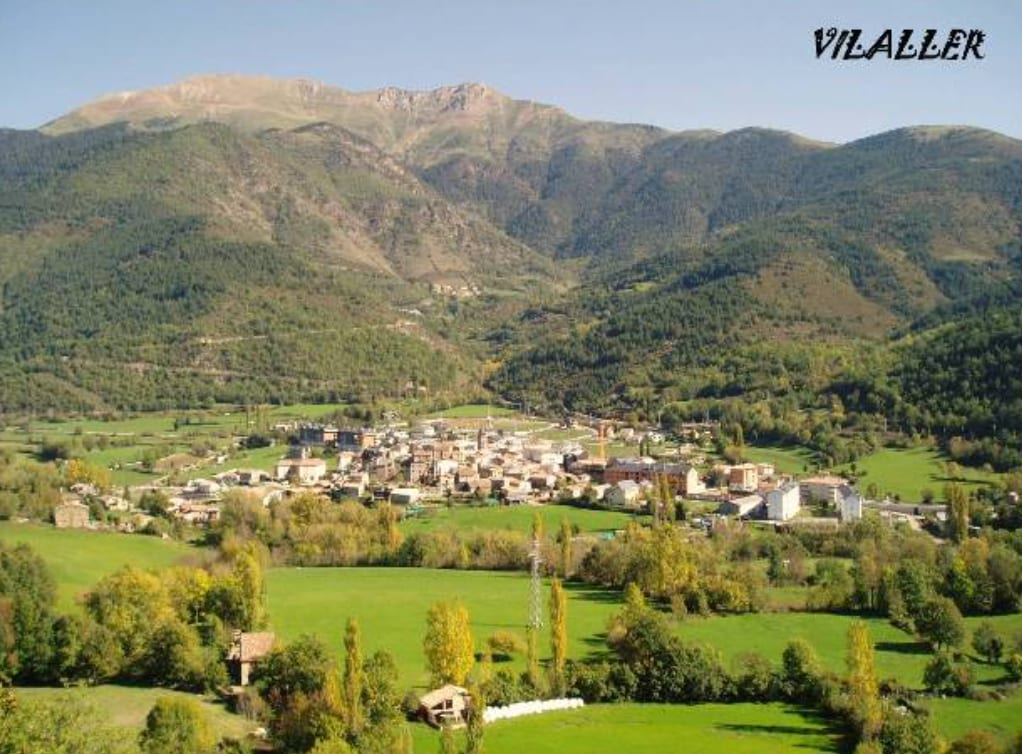 Catalan and Aragonese Pyrenees