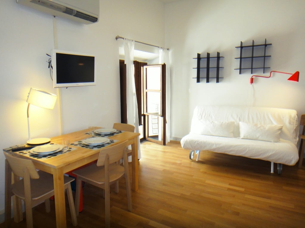So central apartment in Florence!