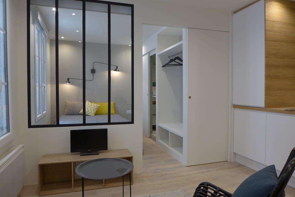 Joli appartement cosy Paris 12ème