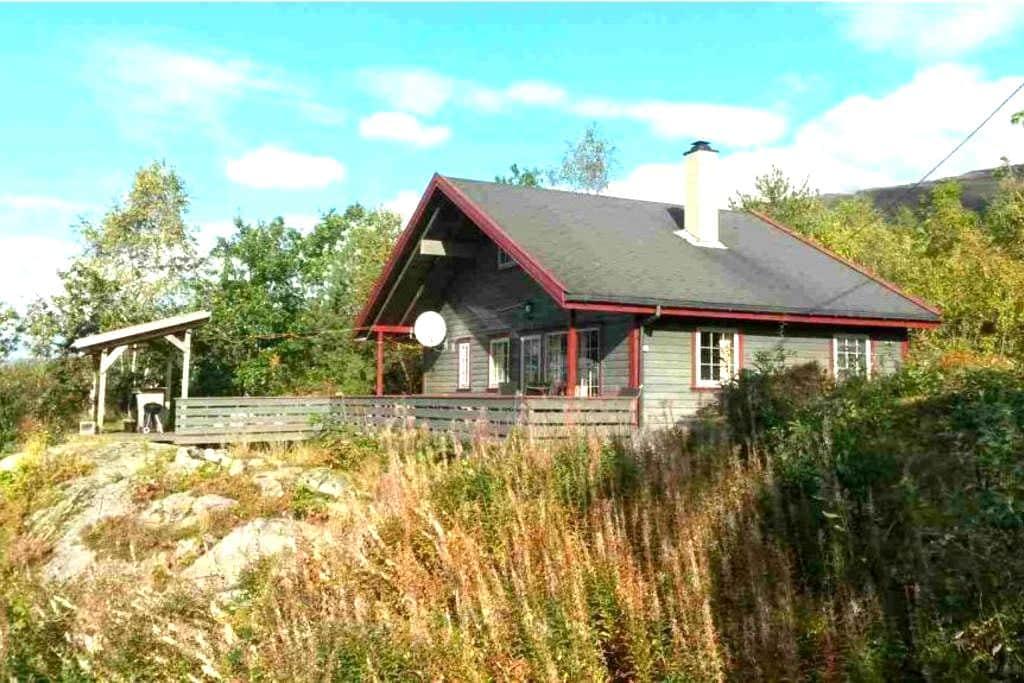 Beautiful cabin in Norwegian nature - Nesvik