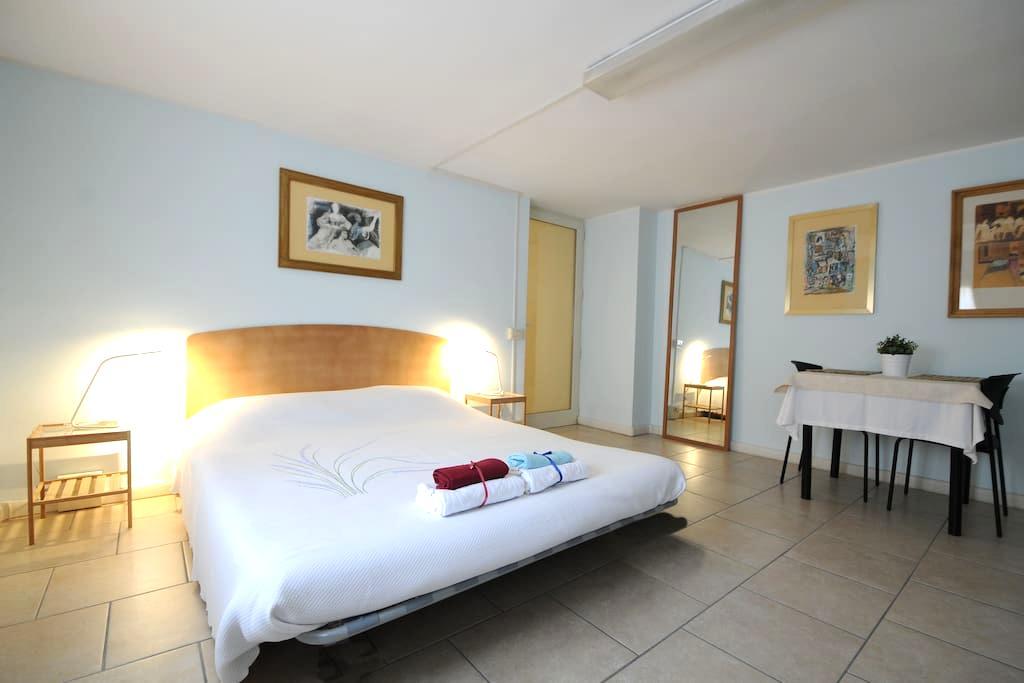 Orvieto Centro Essere - Camera con bagno privato - Orvieto Scalo - Bed & Breakfast