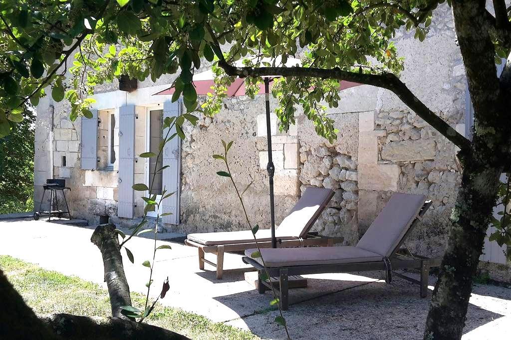 CABOSSE - Montagrier - Dům