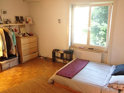 nice room in great location