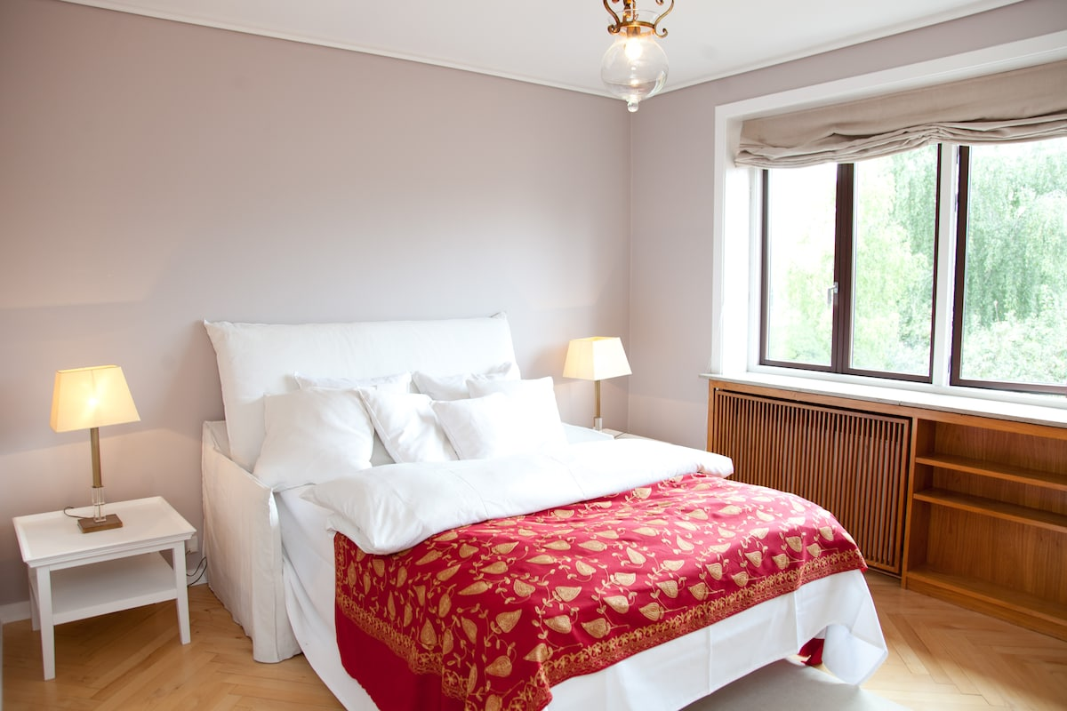 Attractive, clean and safe rooms