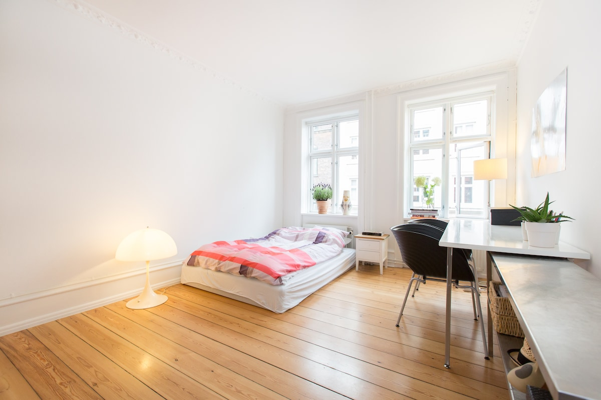 Stay in Cph's hippest street