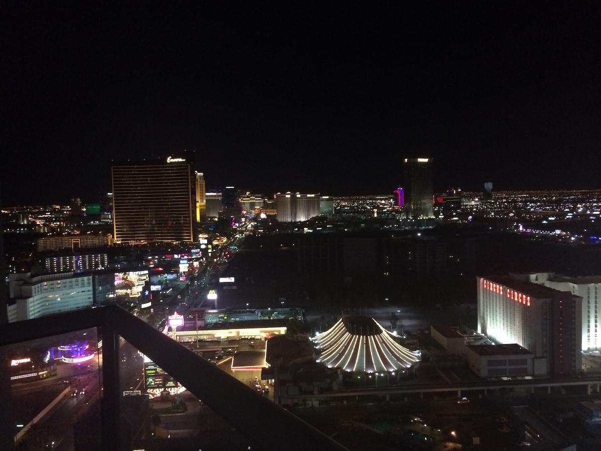 Las Vegas strip condo