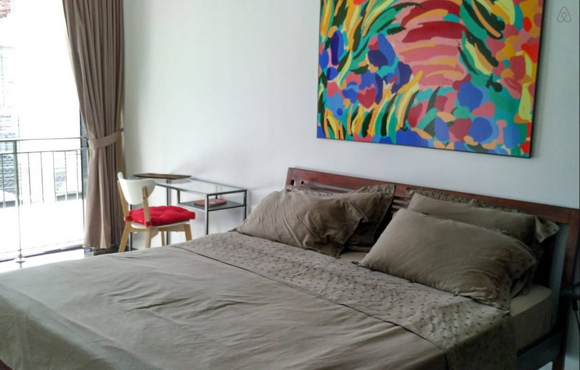 2 Bedroom in a Stylish Shophouse