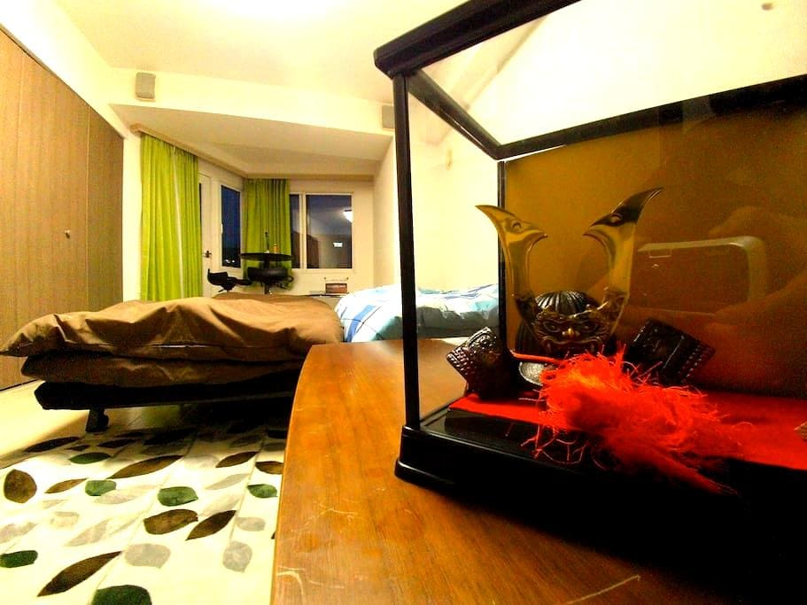 Luxurious Apt in Center of Sapporo! J2 - Sapporo-shi - Appartement