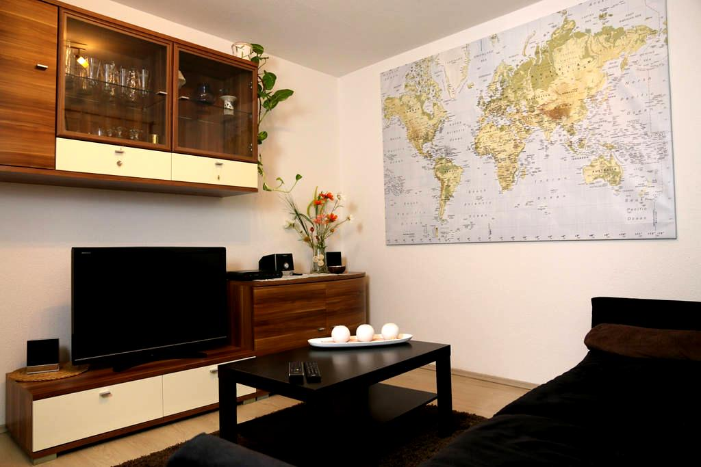 modern 2-bedroom apartment  - Dresden