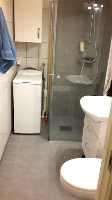 Very modest room/apartment - Kirkenes - Daire